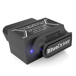 BlueDriver Bluetooth Pro iOS y Android 2019