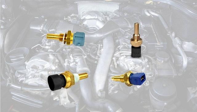 Sensor de temperatura de aire del múltiple
